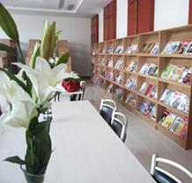 武汉金牛管业工程案例(图书阅览室)