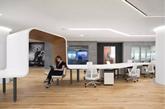 定制办公桌打造灵活办公空间