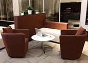 美高办公家具的食堂餐桌椅品质很好!