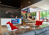 怎样用现代办公家具为建筑公司营造个性办公环境