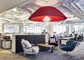 连办公家具都飘着咖啡香的公司你想感受一番吗
