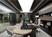 想和老干部靳东拥有同款办公家具看这里!