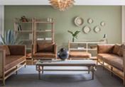 当传统手艺融入现代家具会怎样?