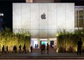 苹果澳门新店开在竹林中 演绎奢华范儿小清新