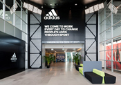 Adidas莫斯科总部:创意十足的运动之家