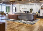 最像家的亚博体育官网下载苹果室——微软亚特兰大新总部