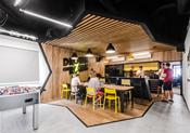 用黑框和闪电来定义办公空间会是啥样?