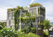 分享一波 真·绿色建筑~