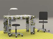 这些家具能动可变形 为你打造高科未来感空间
