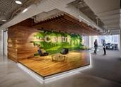 创造幸福感的办公环境,酱紫的公司我们都想飞奔而去...