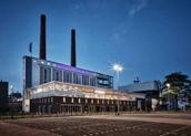 旧电厂改造的办公楼,为荷兰创新动力工厂注入新动力!