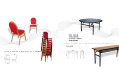 快餐桌椅MG-KC09