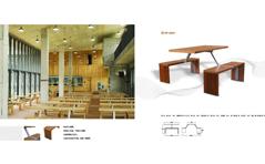 快餐桌椅MG-KC14