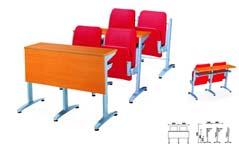 学校课桌椅MG-KZ04