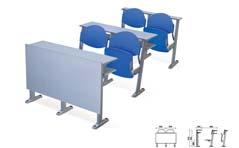 学校课桌椅MG-KZ09