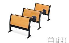 学校课桌椅MG-KZ14