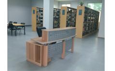 阅览室家具MG-TSG05