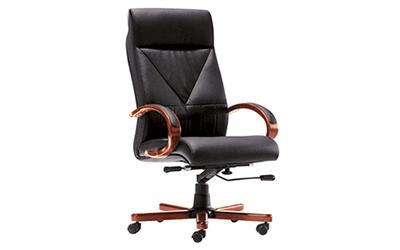 真皮老板椅MG-DBY04