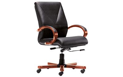 真皮老板椅MG-DBY05