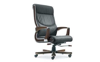 真皮老板椅MG-DBY07