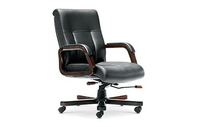 真皮老板椅MG-DBY08